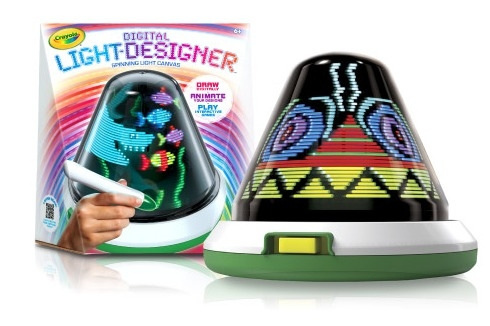 Crayola Crayon Digital Light Designer